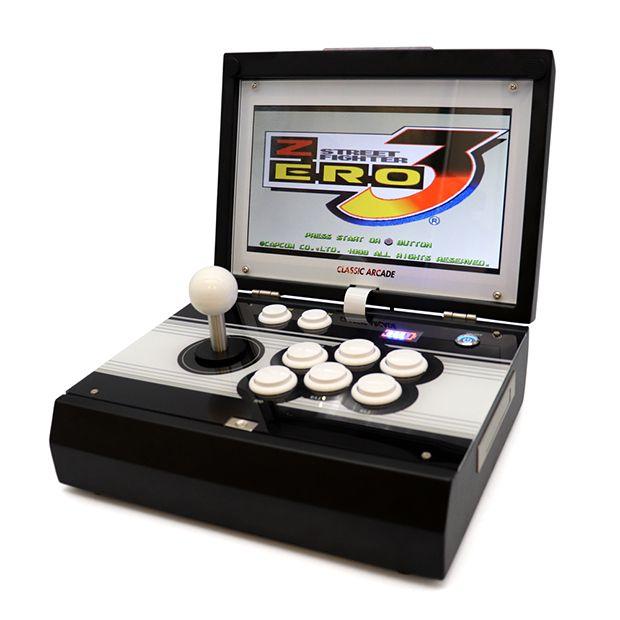portable arcade machine 2448 games FRONT STREET FIGHTER