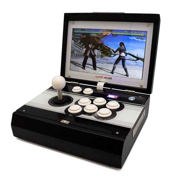 portable arcade machine 2448 games SIDE 2