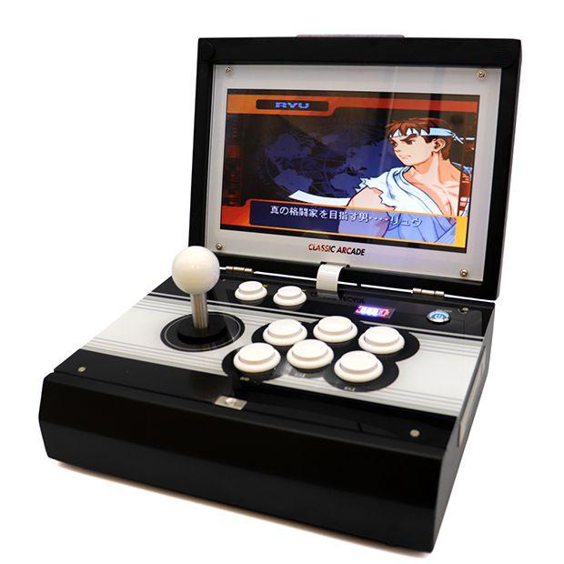portable arcade machine 2448 games SIDE