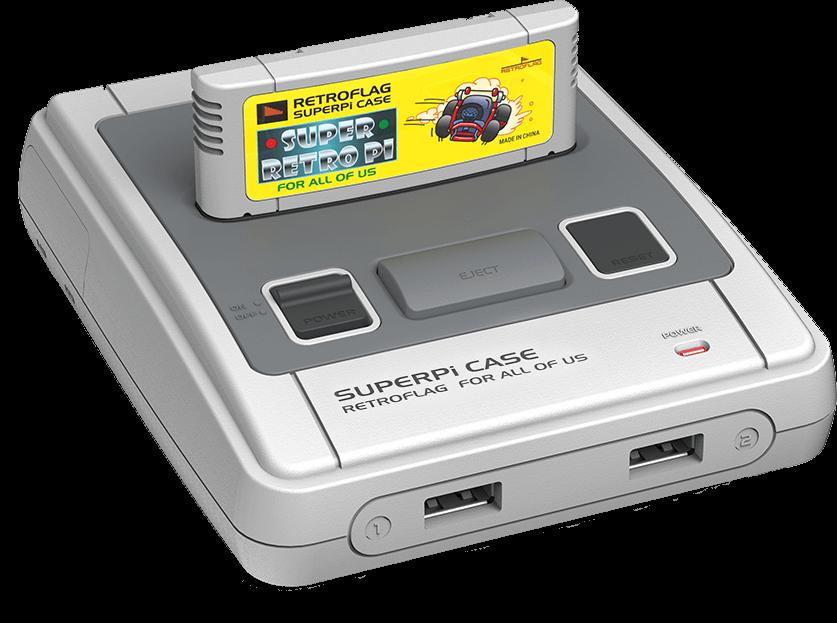 retropie retro gaming system console